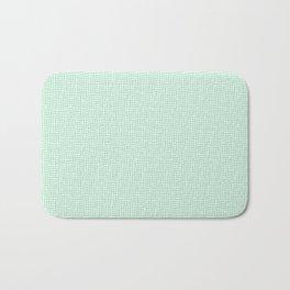 Crosshair (Green) Bath Mat