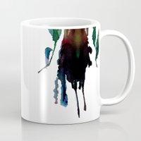 haim Mugs featuring Little acrylic HAIM by MGNFQ