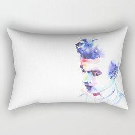 Troye Sivan Inspired Artwork Rectangular Pillow