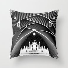 Prince of Persia Throw Pillow