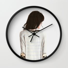 Socha Wall Clock