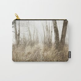 MIMICKED FORMS IN A MYSTERIOUS WOOD Carry-All Pouch