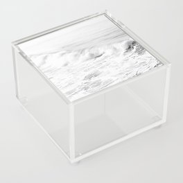 Pacific Ocean from Manhattan Beach Acrylic Box