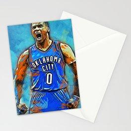 Oklahoma City 0 Stationery Cards