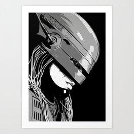 R.C. 01 Art Print