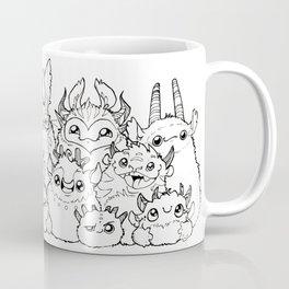 Pile o puffs Coffee Mug