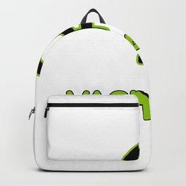 Funny vagitarian Backpack