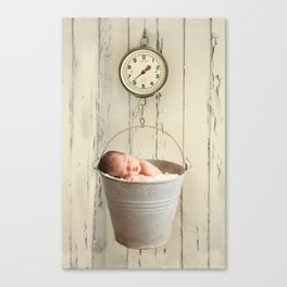 For M Canvas Print