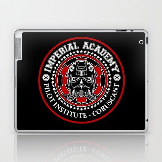 Imperial Academy Laptop & iPad Skin
