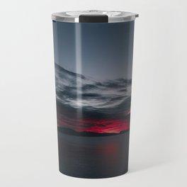 Sorbet Sunset Travel Mug