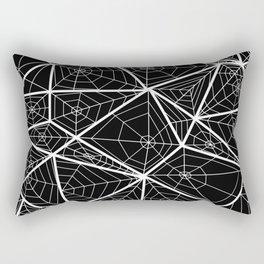 The Spider's webs Rectangular Pillow