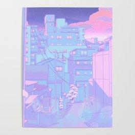 Moonlight City Poster