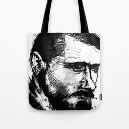 Portait2 Tote Bag