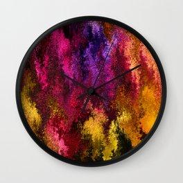 Festival ! Wall Clock