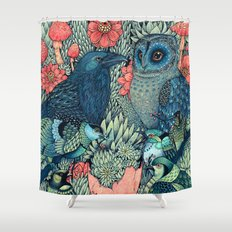 Cosmic Egg Shower Curtain