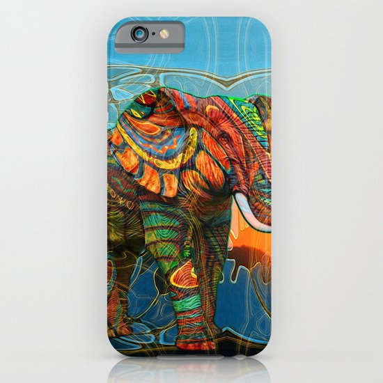 Elephant's Dream iPhone & iPod Case