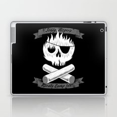 Pirate Camp Laptop & iPad Skin