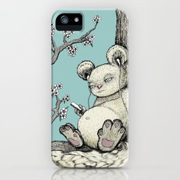 Cuddly iPhone Case