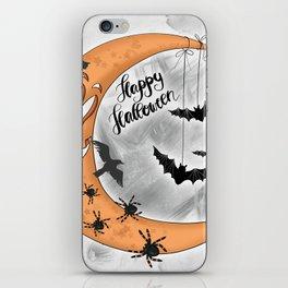 Happy Halloween iPhone Skin