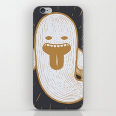 Lost Souls Never Find Peace iPhone & iPod Skin