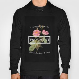 Harry Styles Two Ghosts graphic design Hoody