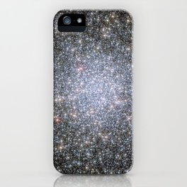 1299. Hubble Catches Stellar Exodus in Action iPhone Case