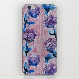 Rose Petals Series Paintings iPhone Skin
