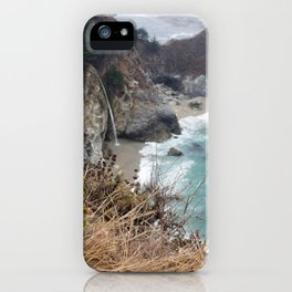 McWay Falls West Coast Roadtrip iPhone Case