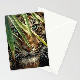 Tiger Eyes Stationery Cards