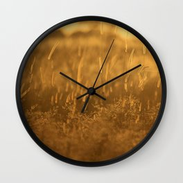 Okavango Savanna Wall Clock