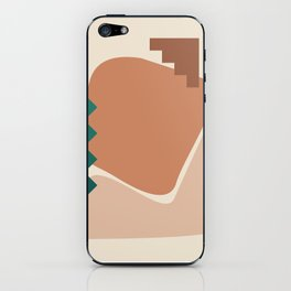 // Shape study #22 iPhone Skin