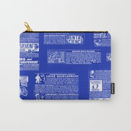 MCM CLASSIFIED Carry-All Pouch