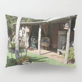 The Old Farming Cottage Pillow Sham