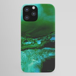 Agate Geode Abstract iPhone Case