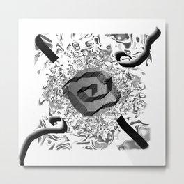 Wind 03 Metal Print