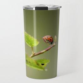 Ladybug Macrosphere Travel Mug