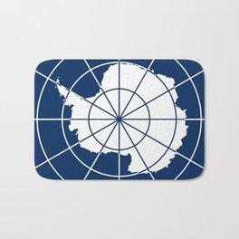 Flag of Antarctica Bath Mat