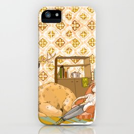 mr pard iPhone Case