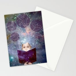 Project Books! Stationery Cards