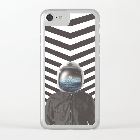 Vast Clear iPhone Case