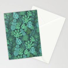 Tropical plantation Stationery Cards