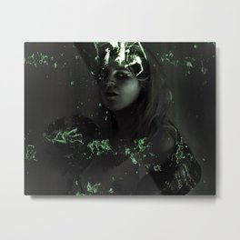 Relomia Crowned Prom Queen Metal Print