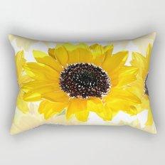 Sunflower 12 Rectangular Pillow