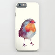 Winter Robin iPhone 6 Slim Case
