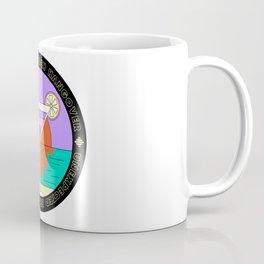 Unexpected Beach Hangover Coffee Mug