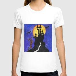 Haloween Castle T-shirt