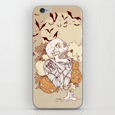 Mummy's Curse iPhone & iPod Skin