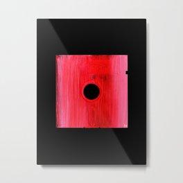 Floppy 12 Metal Print