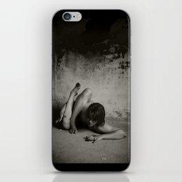 From Below iPhone Skin