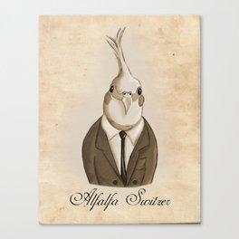 Alfalfa Switzer Canvas Print